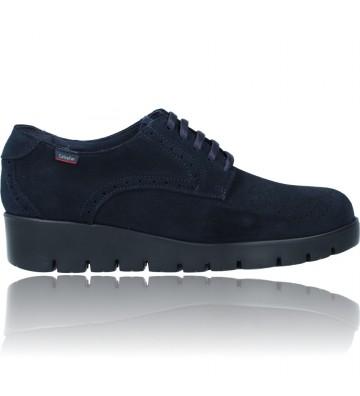 Zapatos Casual de Piel con...