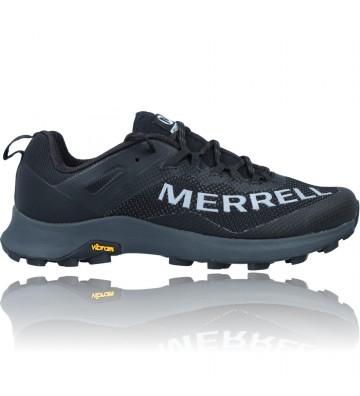Calzados Vesga Zapatillas Deportivas de Competición para Hombre Merrell Mtl Long Sky J066579 color negro foto 1