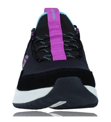 Calzados Vesga Zapatillas Deportivas Water Repellent para Mujer de Skechers 149080 TR ULTRA color negro foto 3