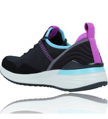 Calzados Vesga Zapatillas Deportivas Water Repellent para Mujer de Skechers 149080 TR ULTRA color negro foto 6