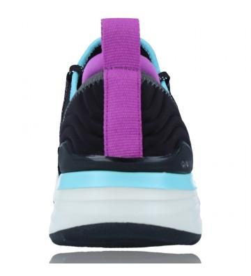 Calzados Vesga Zapatillas Deportivas Water Repellent para Mujer de Skechers 149080 TR ULTRA color negro foto 7