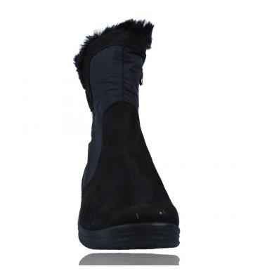 Calzados Vesga Botas Casual con Gore-Tex para Mujeres de Ara Shoes Munchen 12-48503 color negro foto 3