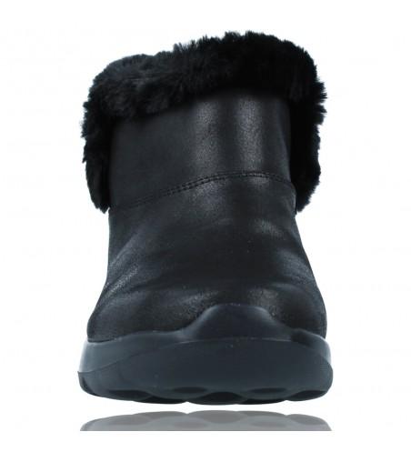 Calzados Vesga Botines Casual Para Mujer De Skechers On The Go Joy 144013/BBK color negro foto 3