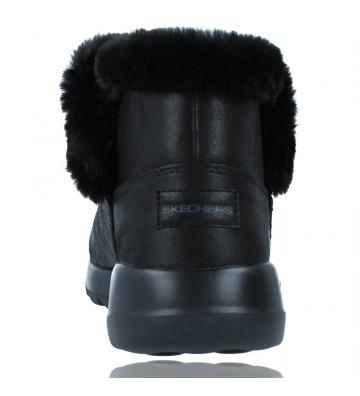 Calzados Vesga Botines Casual Para Mujer De Skechers On The Go Joy 144013/BBK color negro foto 7