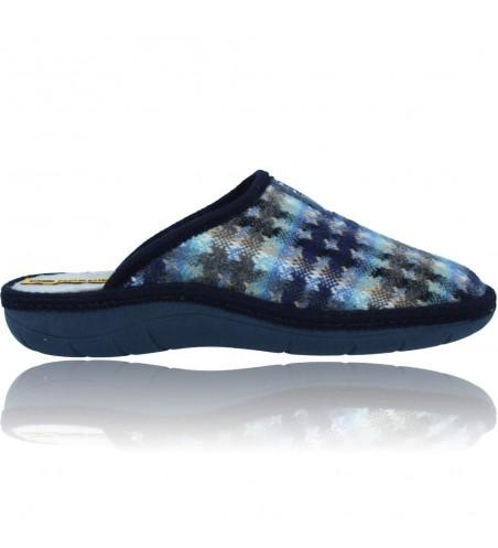 Zapatillas de Casa Pantuflas Destalonadas para Mujer de Nordikas Boreal Sra 1718