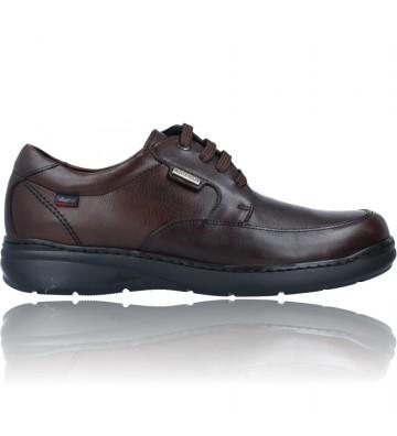 Calzados Vesga Zapatos con Cordones de Piel Water Adapt para Hombres de Callaghan 48800 Chuck Water color marrón foto 1