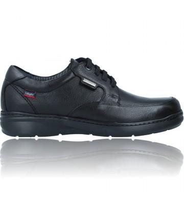 Calzados Vesga Zapatos con Cordones de Piel Water Adapt para Hombres de Callaghan 48800 Chuck Water color negro foto 1