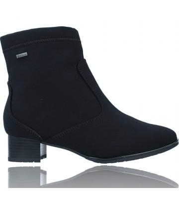 Botines Casual de Lycra con Gore-Tex GTX para Mujer de Ara Shoes Graz-ST 12-11840 color negro foto 1