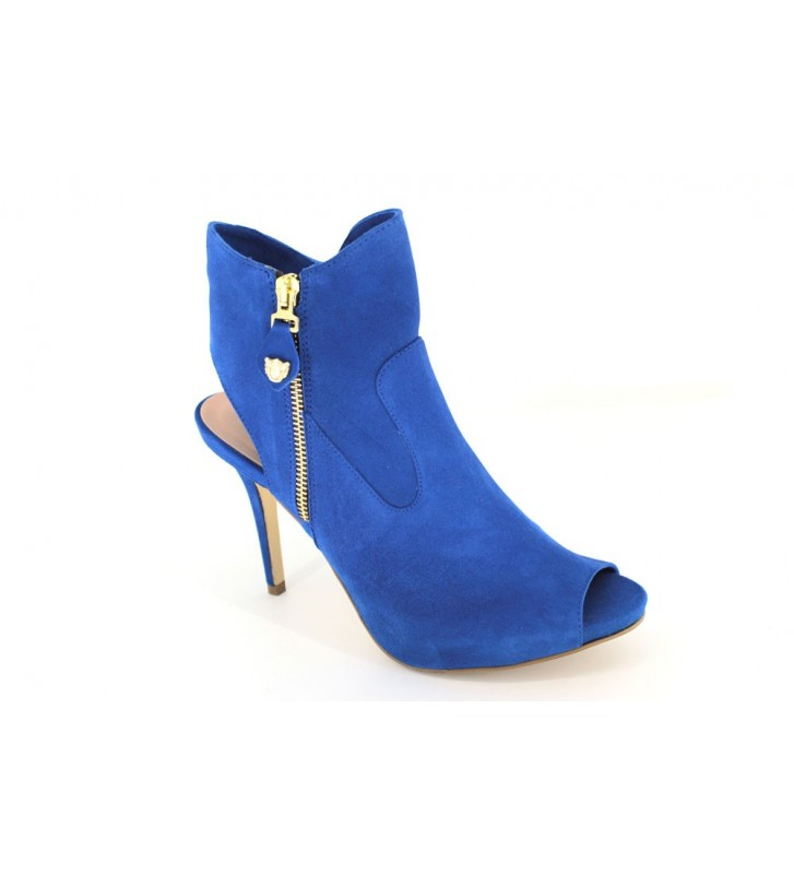 Pedro miralles 5558 women dress booties blue