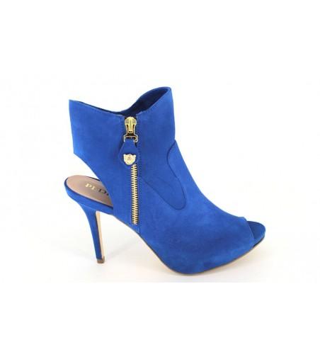 Pedro miralles 5558 women dress booties blue