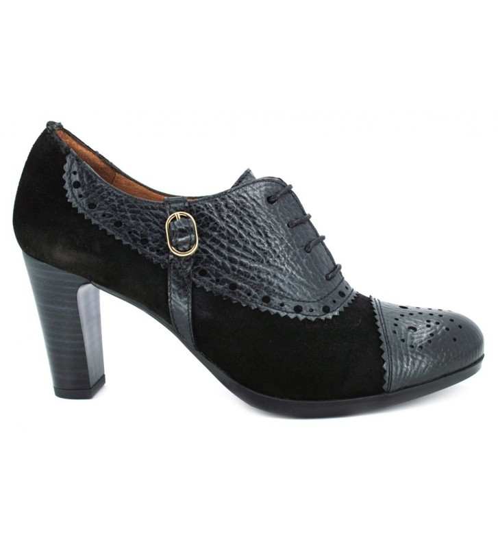 Hispanitas atlanta bhi-40771 woman black shoes