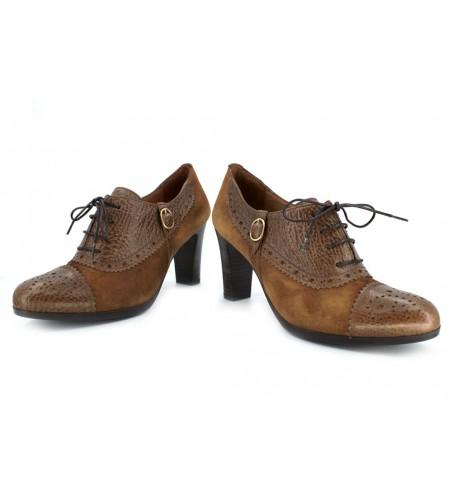 Hispanitas Atlanta Bhi-40771 Blucher Women's Shoes