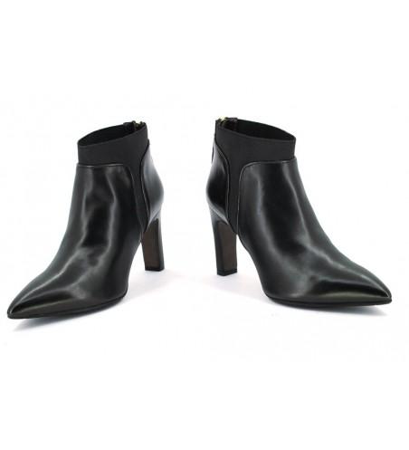 Elvio Zanon A-4604-G Botines Vestir Mujer Negro