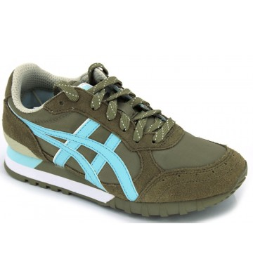 Onitsuka Tiger Eighty-Five D4S6N Deportivas Mujer Caqui