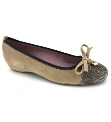 Callaghan 17937 Zapatos Bailarinas Mujer Arena