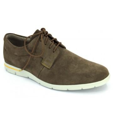 Clarks Denner Motion Zapatos Casual Hombre Marron