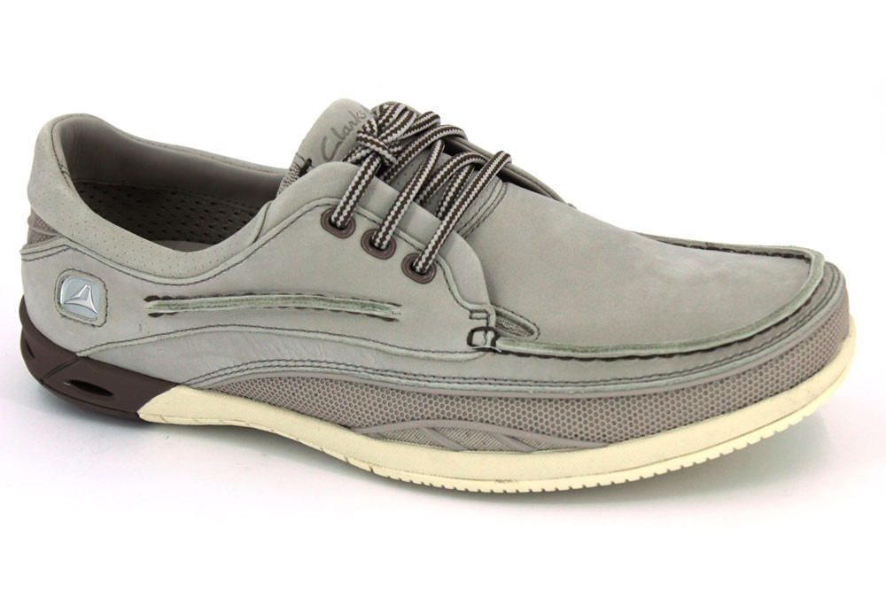 Zapatos casual Clarks para hombre iiksA