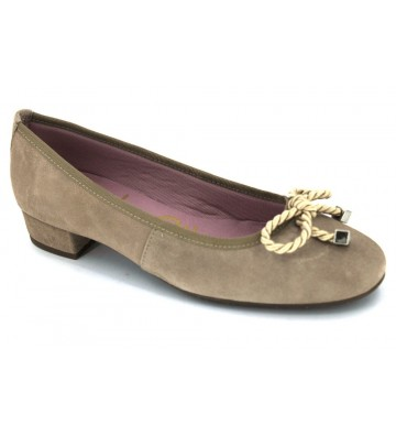Callaghan 13306 Zaira Zapatos Bailarinas Mujer Negro