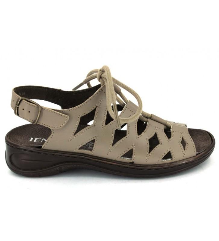 Jenny Shoes 22-56550 Korfu Sandalias de Mujer