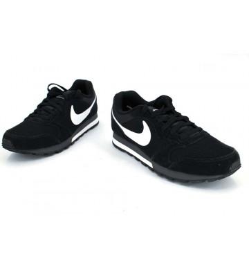 Nike Md Runner 2 749794 Sneakers de Hombre - NEGRO