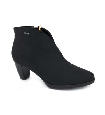 Ara Shoes 12-43406 Botines Licra Gore-Tex Mujer Negro