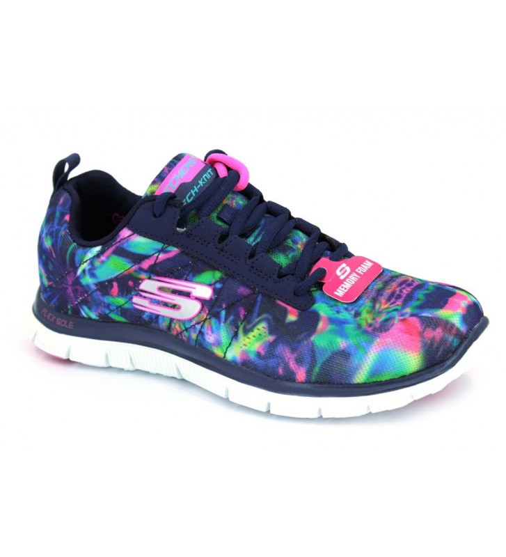 Skechers Flex Appeal Cosmic Rays 12447