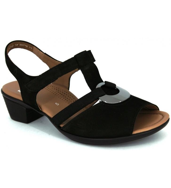 Ara Shoes 12-35715 Lugano-S Sandalias de Mujer
