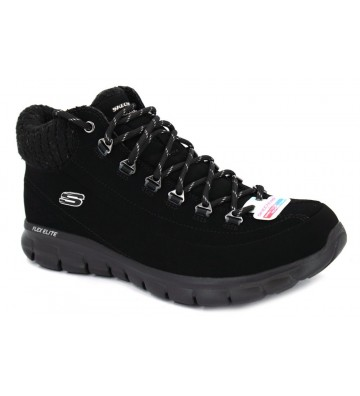 Nights 12122 Los Mujer Winter Synergy Mejores Skechers Botas Para axPAfAwq