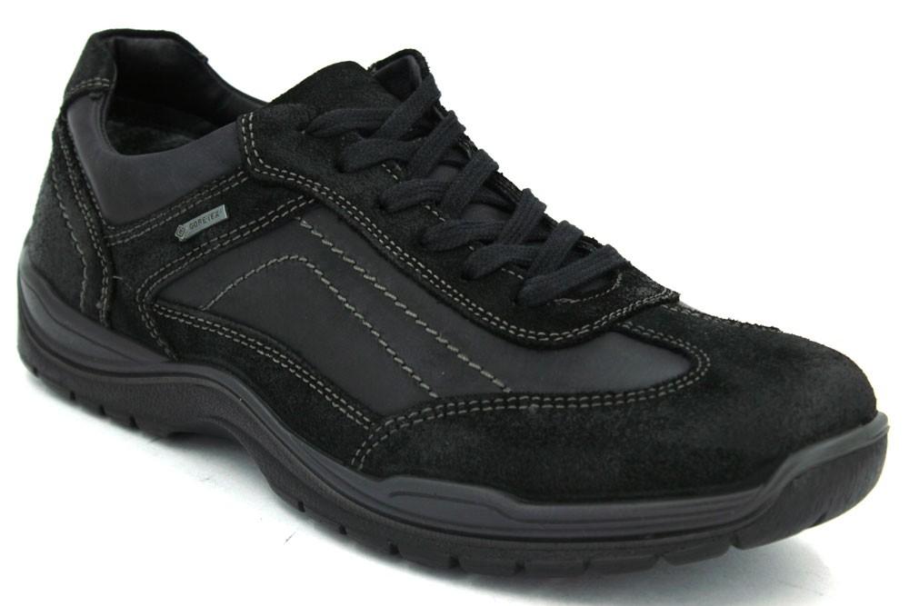Ara Shoes Zapatos Elásticos GTX 12-44039 - 37, NEGRO