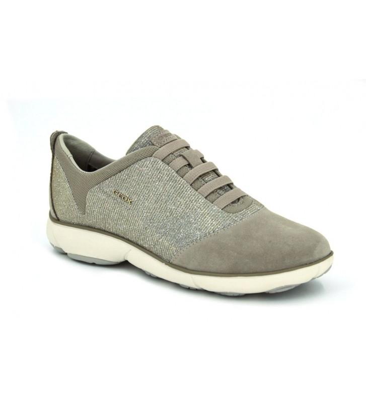 Geox Nebula D641EG Sneakers de Mujer