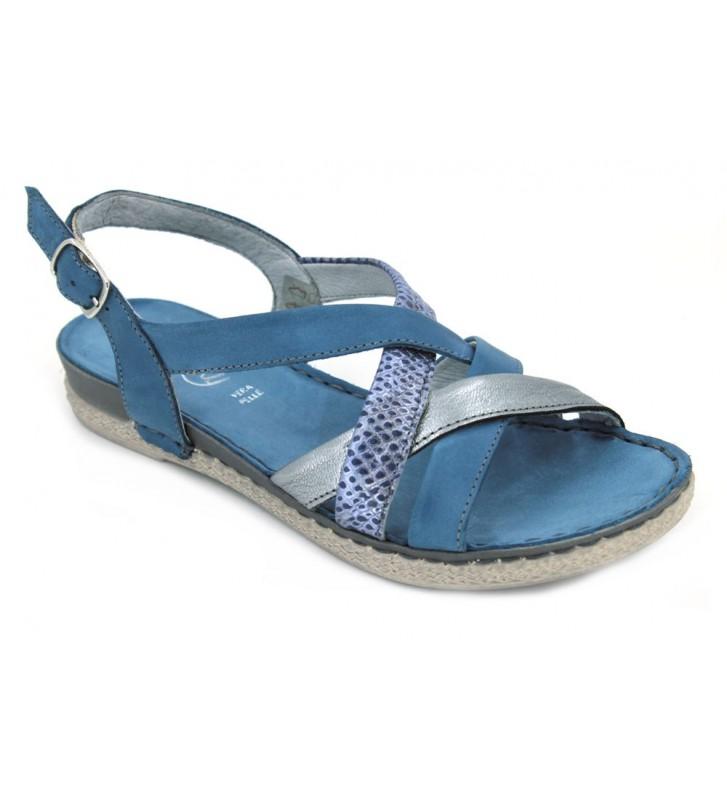 Walk & Fly 9029-30090 Sandalias de Mujer