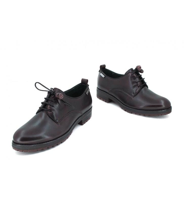 Pikolinos Zapatos Cordones Mujeres W4J-4624AA