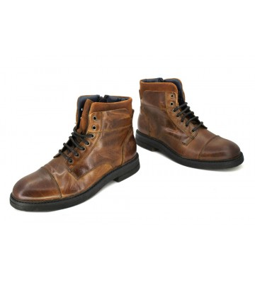 Walk&Fly Men Laces Boots CR11054-I17