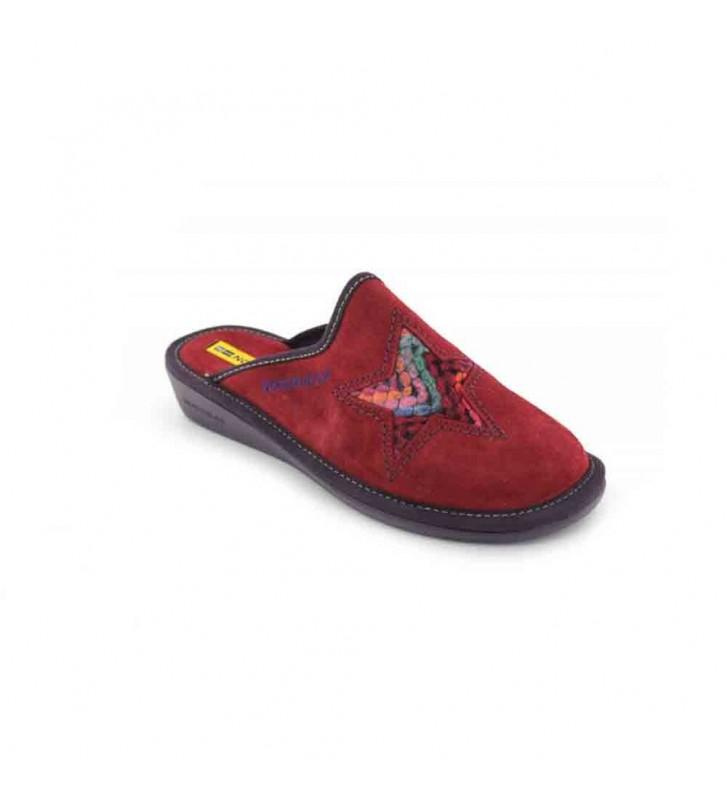 Nordikas Zapatillas Casa Mujer Topline 9162