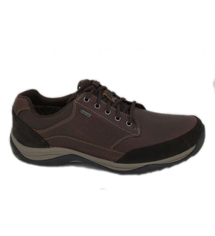 Clarks BaystoneGo GTX Zapatos Cordones Hombres