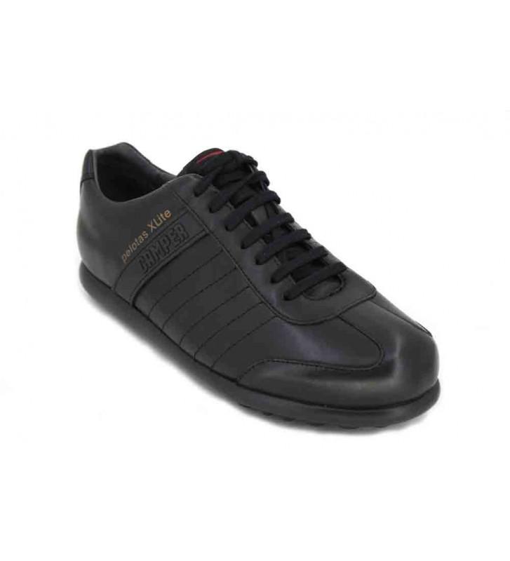 Camper Pelotas XL - Zapatillas para Hombre, Color Negro, Talla 42