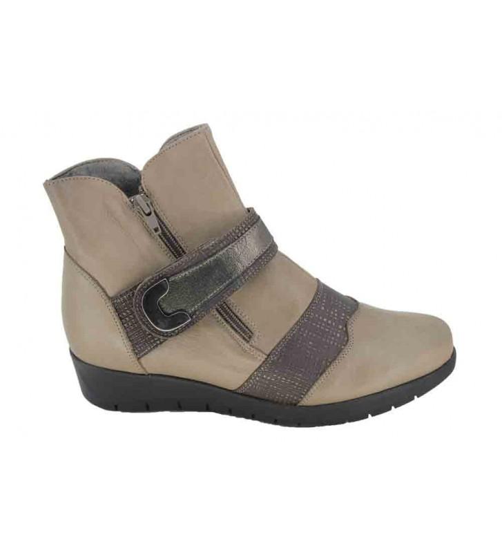 Calzados Vesga 10303 Women's Ankle Boots