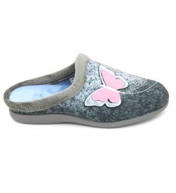 Calzados Vesga 5587 Zapatillas de Casa de Mujer