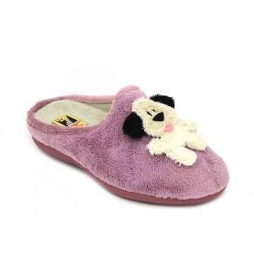 Calzados Vesga 5566 Zapatillas de Casa de Mujer