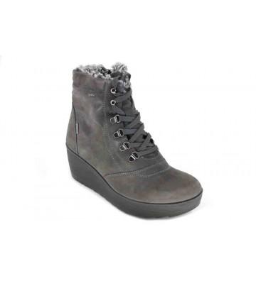 Igi&co Lace ankle shoes Homme Noir, 41