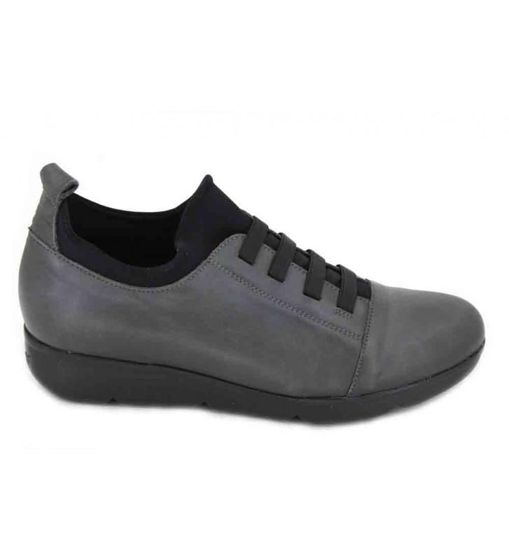 Wonders A-7403 Zapatos de Mujer