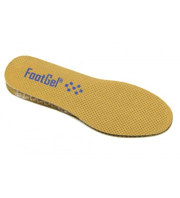 Footgel Removable Gel Insoles Cuttable