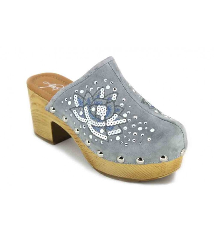 Alpe 3645 Women's Clogs