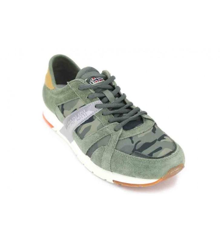 Napapijri Rabari Retro Running Sneakers de Hombre