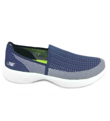 Skechers Go Walk 4 Ravish Slip-On de Mujer