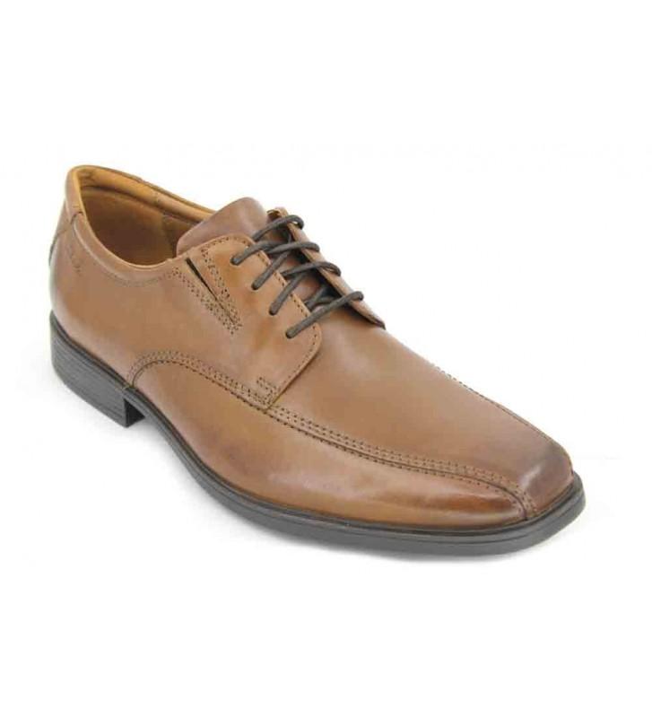 2e5778edff Clarks Tilden Walk Zapatos de Hombre - Calzados Vesga