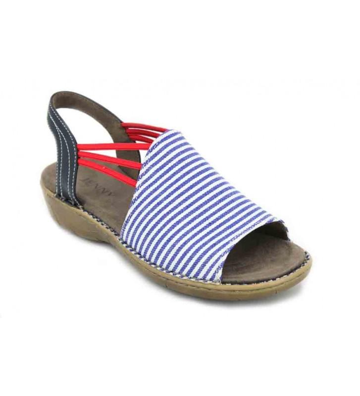 Jenny Shoes 22-57283 Korsika Women's Sandals