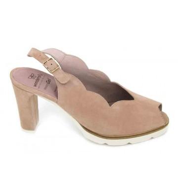 Wonders M-3401 Zapatos de Mujer