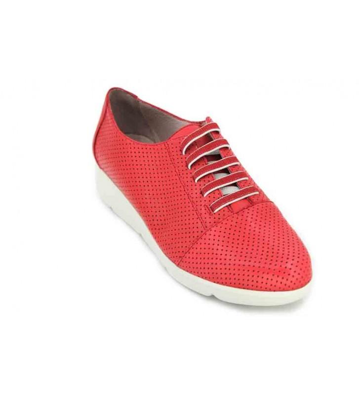 Wonders A-7423 Zapatos de Mujer