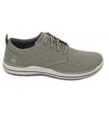 Skechers Elson Moten 65388 Zapatos de Hombre